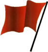 Red flag waving transparent rev.png