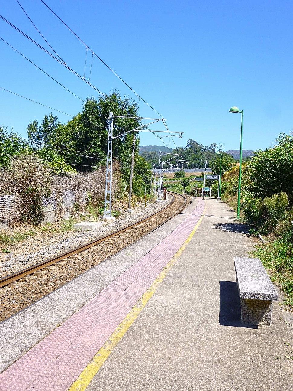 Redondela - Estación de Redondela-Picota 1
