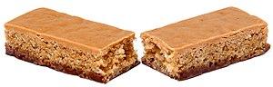 Snack Barz - A Reese's Snack Barz split
