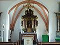 Reetz, Oberdorf 1, kath. Pfarrkirche 11, Innenraum, Chor.jpg