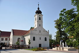 Reformed Church, Gödöllő.JPG