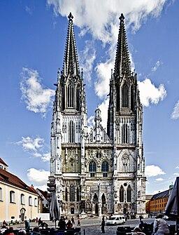 Regensburg Dom 160910
