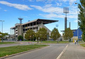 2015–16 UEFA Women's Champions League - Image: Reggio Emilia, Stadio Giglio, 2010 (cropped)