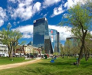 Regina, Saskatchewan - Victoria Park, Regina