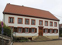 Kirchenstraße in Gersheim