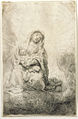 Rembrandt van Rijn - The Virgin and Child in the Clouds.jpg