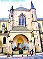 Remiremont. Abbatiale saint Pierre. 2013-12-08.JPG