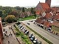 Reszelska Starówka,ul.Podzamcze,widok przy zamku 2011-10-09 - panoramio.jpg