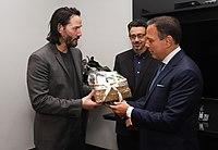 Reunião com o ator norte-americano Keanu Reeves (46806576654).jpg