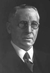 Rev John Flynn 1929