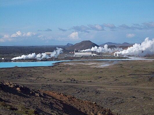 Reykjanes Power Station