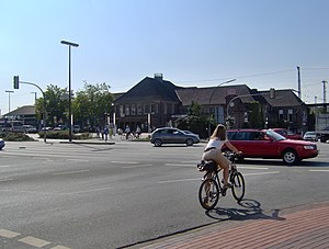 Rheine station - Rheine railway station