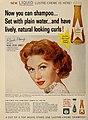 Rhonda Fleming - Now you can shampoo.... with New Liquid Lustre-Creme Shampoo, 1959.jpg