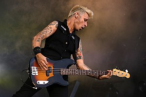 Mike Dirnt - Image: Ri P2013 Green Day Mike Dirnt 0002