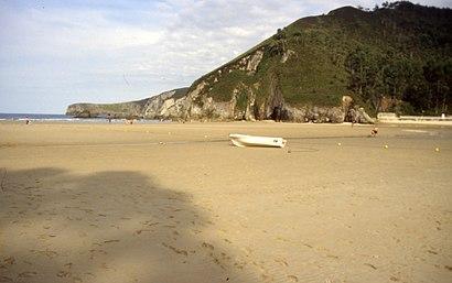 C mo llegar a playa de la franca en asturias en autob s for Viveros en asturias