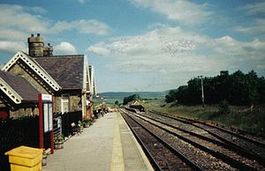 Settle–Carlisle line - Ribblehead station