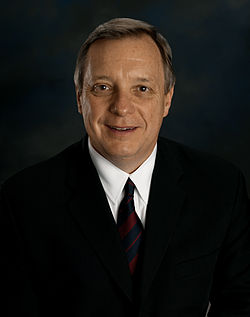 Річард Дурбін Richard Joseph Durbin