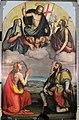 Ridolfo del Ghirlandaio, la Madonna e il Battista che intercedono presso Cristo per Prato (1530) 2.jpg