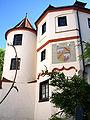 Riedlingen Neufra Schloss Wappen 2005.jpg