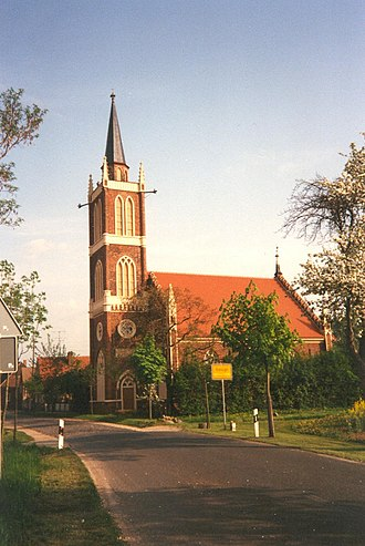 Riesigk - Church of Riesigk