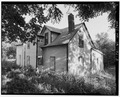 Right side from northwest - 828 Martin Luther King Jr. Parkway (Cottage), Des Moines, Polk County, IA HABS IOWA,77-DESMO,26-5.tif