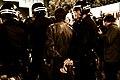 Rioting after Nicolas Sarkozy's election, Place de la Bastille, Paris - 20070508-04.jpg