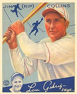 Ripper Collins American baseball player
