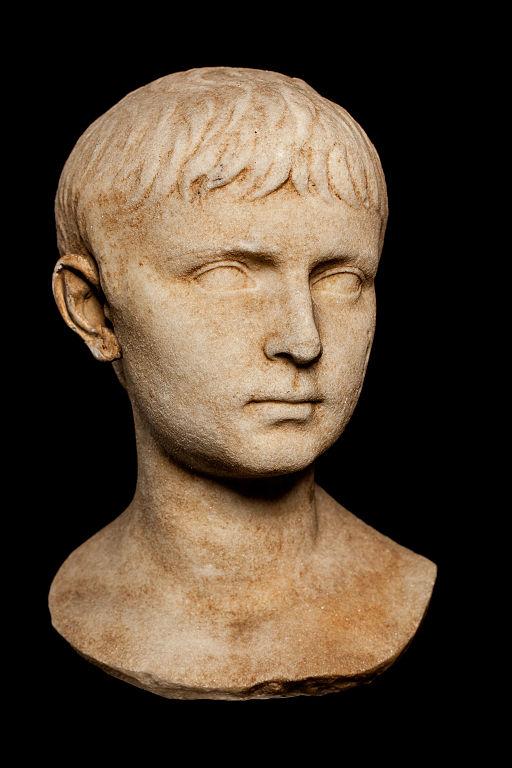 Ritratto di Lucio Cesare