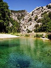 Riu Matarranya. El Parrisal. Beseit.jpg