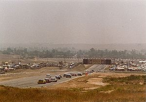 Riverside International Raceway - The final NASCAR race at Riverside in 1988