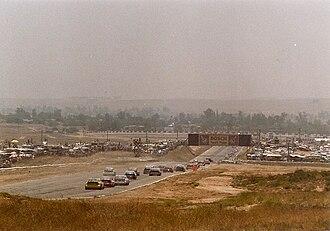 Riverside International Raceway - The final NASCAR race at Riverside in 1988
