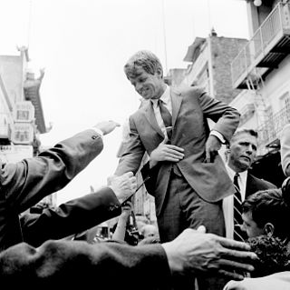 On the Mindless Menace of Violence Speech by Robert F. Kennedy