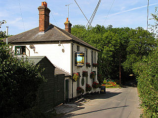 Ashmore Green Human settlement in England
