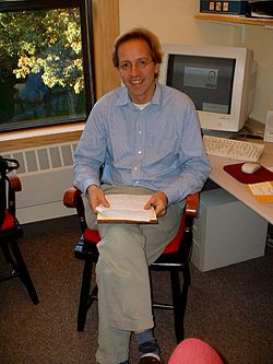 Robbert Dijkgraaf at Harvard.jpg