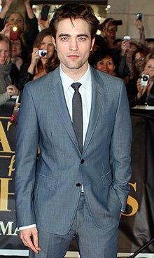 Robert Pattinson alla prima di Come l'acqua per gli elefanti (2011)