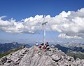 Roggalspitze Gipfelkreuz.JPG