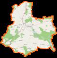 Rogoźno (gmina) location map.png