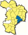 Rohr in Niederbayern - Lage im Landkreis.png