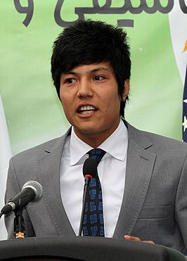 Rohullah Nikpai speaking in 2012-cropped.jpg