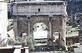 Rom, der Septimius-Severus-Bogen,Bild 2.jpg