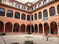 Roma, Reale accademia di Spagna, chiostro (1).jpg