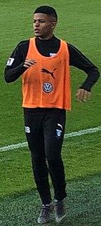 Romain Gall American soccer player