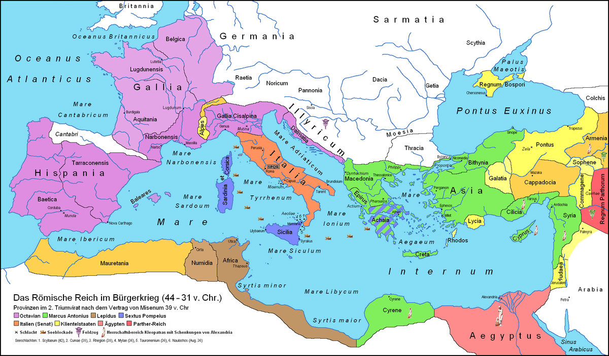 augustus motives to establish a dynastic government of rome