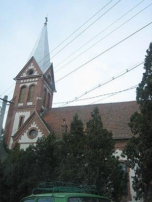 Luduș - Roman Catholic Parish Church