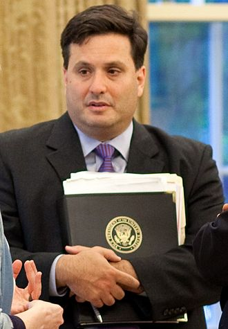 Ron Klain - Image: Ron Klain May 2009