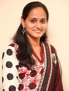 Roopa Revathi Indian playback singer