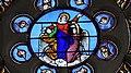 Rosace du choeur, collégiale Notre-Dame, Montréal, Yonne (2).jpg