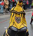 Rottweil Fasnet 2014 38 Benner Rössle.jpg