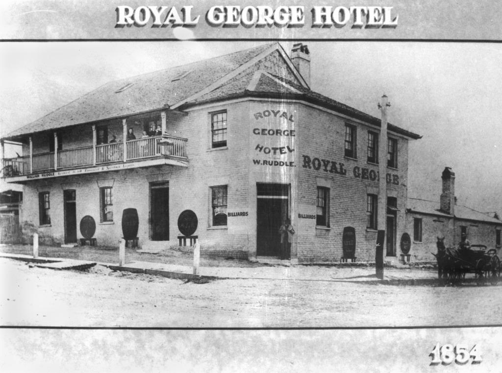 Royal George Hotel Millport Scotland