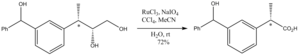 Ruthenium tetroxide - Image: Ru O4oxidation
